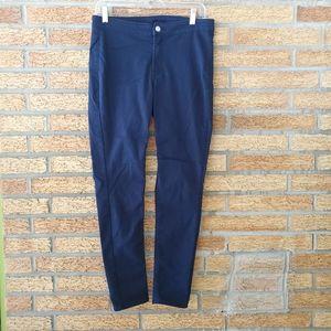 Divided Dark Blue Jegging Skinny Pants Size US 10